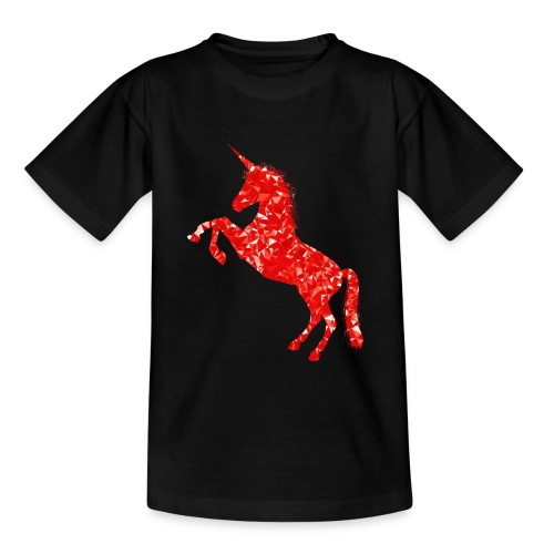 unicorn - Teenager T-Shirt