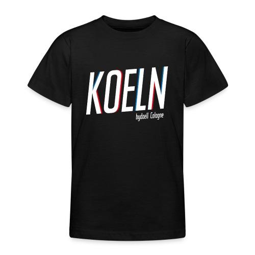 Koeln Basic - Teenager T-Shirt