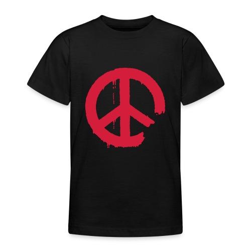 PEACE - Teenager T-Shirt
