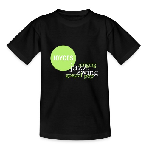 JOYCES Logo - Teenager T-Shirt
