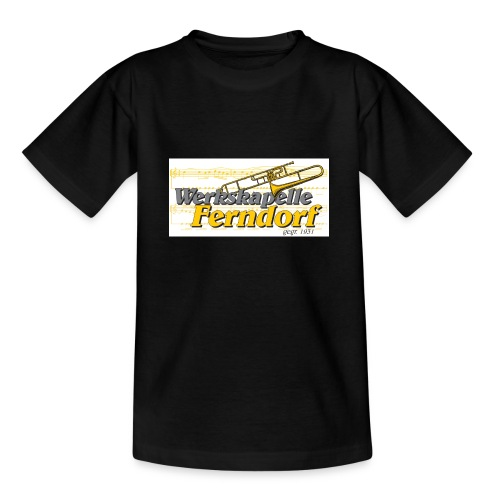 Logo WK Ferndorf - Teenager T-Shirt