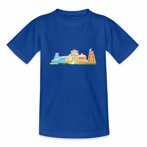 Castle - Teenage T-Shirt