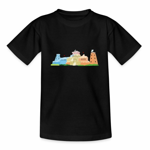 Castle - Teenage T-Shirt