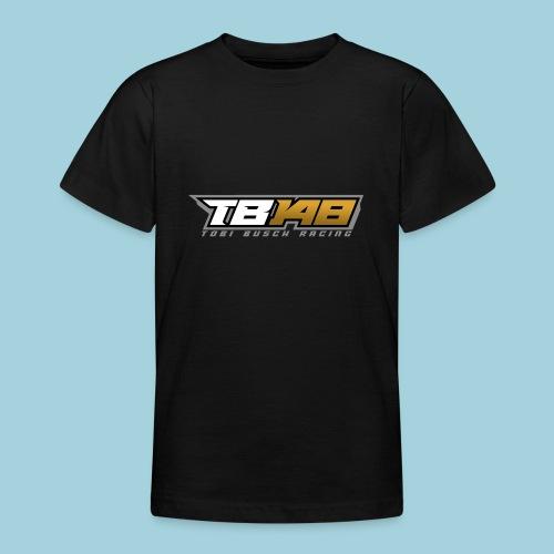 Tobi Logo Grau - Teenager T-Shirt