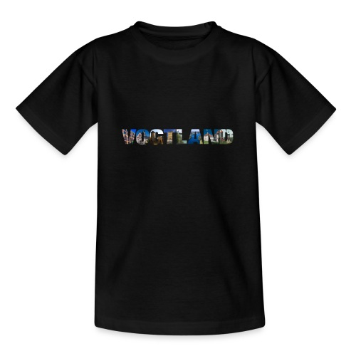 Vogtland Sachsen Urlaub - Teenager T-Shirt