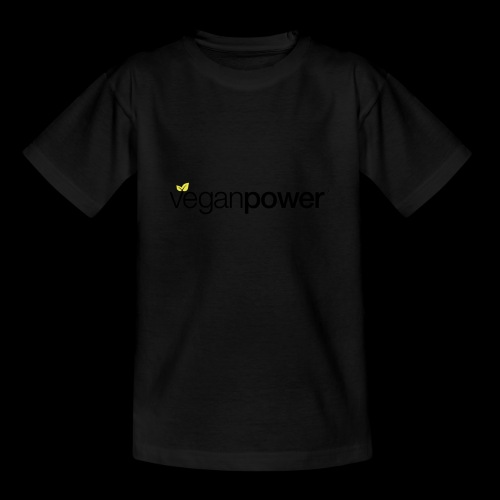 veganpower Lifestyle - Teenager T-Shirt