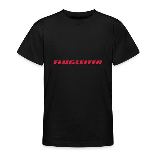 flugleiter - Teenager T-Shirt