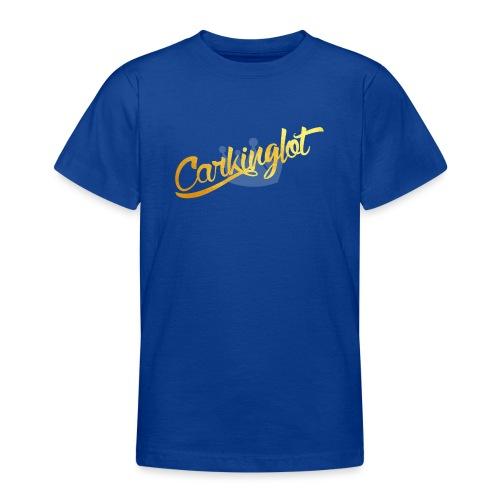 Carkinglot clean - Teenager T-shirt