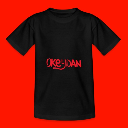 Okeydan shirt - Teenager T-shirt
