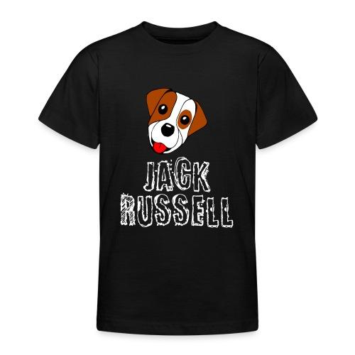 Jack Russell, der perfekte Terrier - Teenager T-Shirt