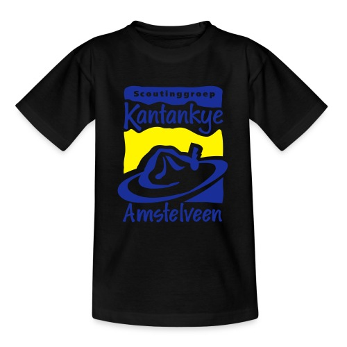 logo simpel 1 - Teenager T-shirt