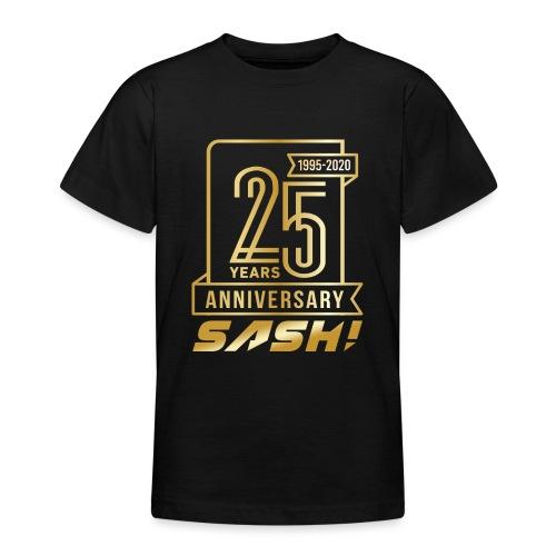 SASH! 25 Years Annyversary - Teenage T-Shirt