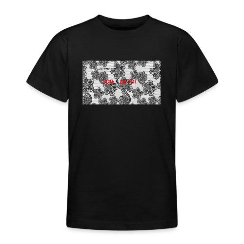 JE ME FOUS DE TOI 3 edite - T-shirt Ado