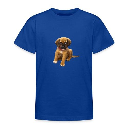 Süsses Haustier Welpe - Teenager T-Shirt