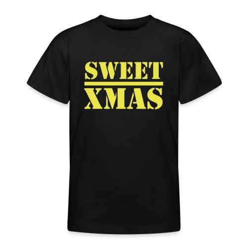Sweet Xmas Luke Cage Doux Jesus - T-shirt Ado