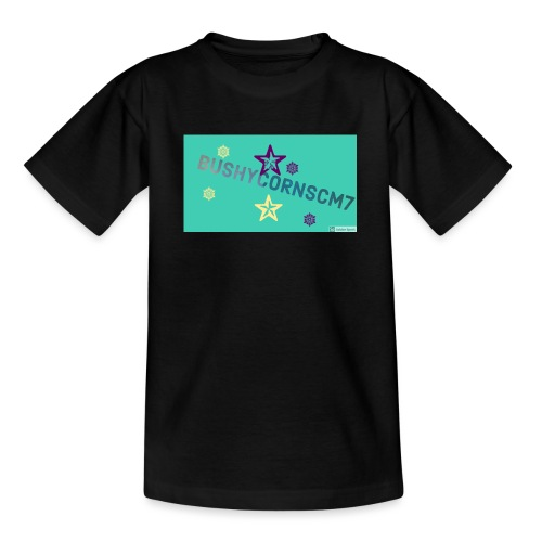 BUSHcmSTAR - Teenage T-Shirt