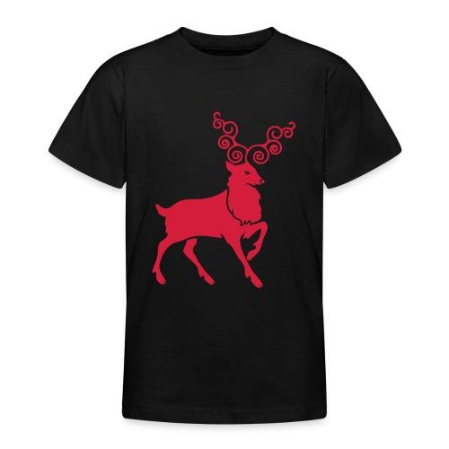 Renne de Noël - T-shirt Ado