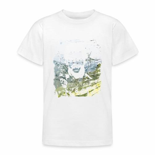 Pablo Escobar distressed - Teenager T-Shirt