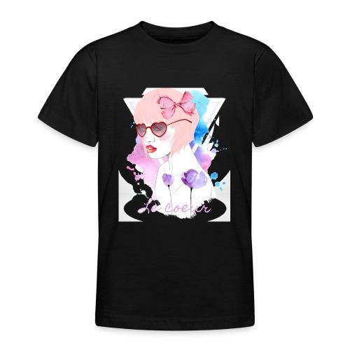 Le coeur - T-shirt Ado