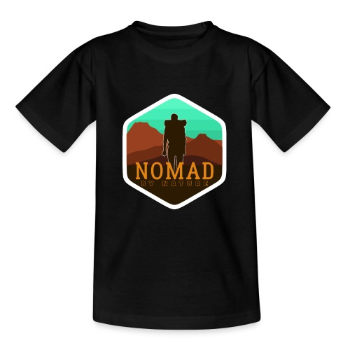 Nomad By Nature - Teenager T-Shirt