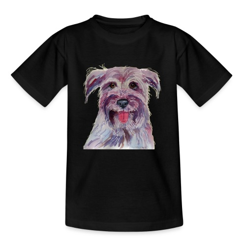 pyrenean shepherd - Teenager-T-shirt