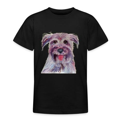 pyrenean shepherd - Teenager-T-shirt