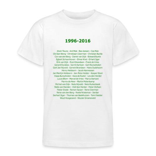 tekening4 - Teenager T-shirt
