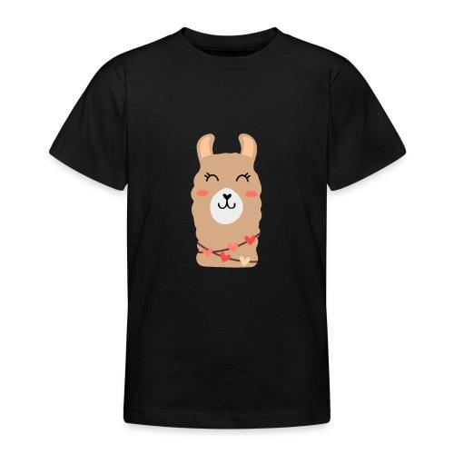 Kochana llama lama alpaka - Koszulka młodzieżowa