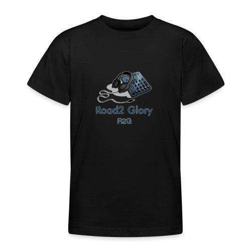 Road2 Glory Logo - Teenage T-Shirt