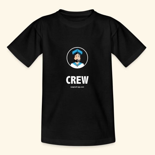 SeaProof Crew - Teenager T-Shirt