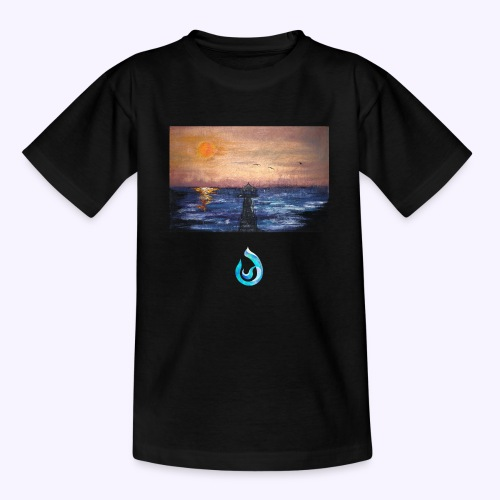 Sunrise - Maglietta per ragazzi