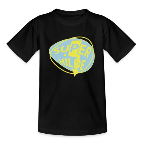 superhilde - Teenager T-Shirt