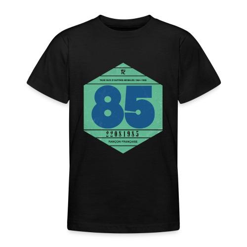 Vignette automobile 1985 - T-shirt Ado
