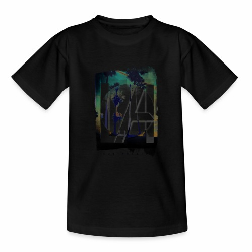 LA California - Teenage T-Shirt
