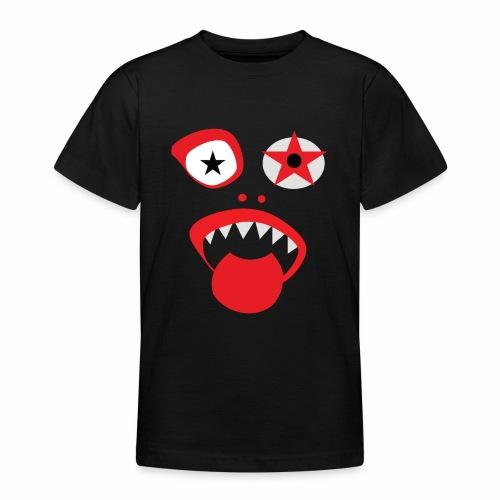 Clown Gesicht - Teenager T-Shirt