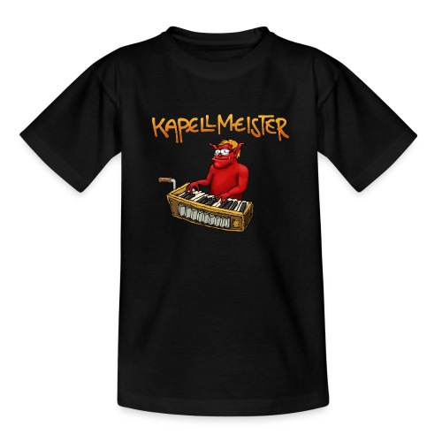 Kapellmeister - Teenage T-Shirt