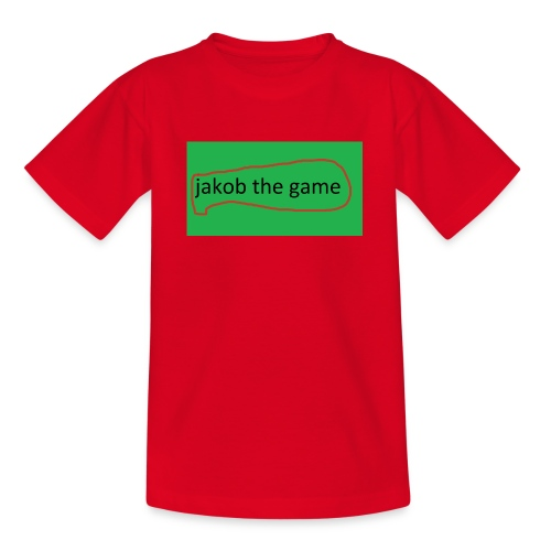 jakob the game - Teenager-T-shirt