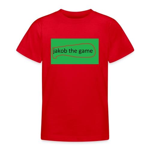 jakobthegame - Teenager-T-shirt