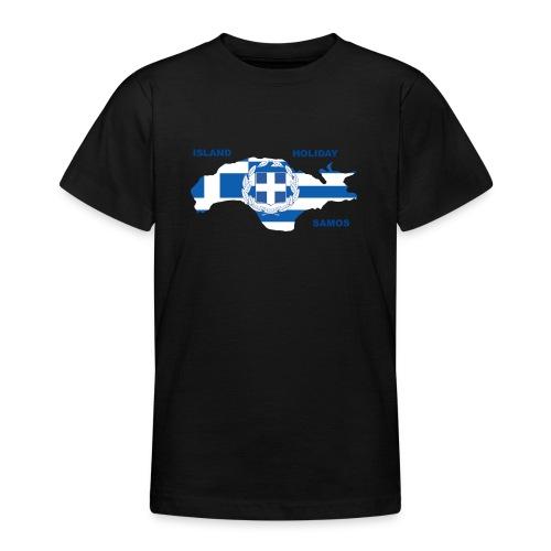 Samos Insel Holiday Ägäis Griechenland - Teenager T-Shirt