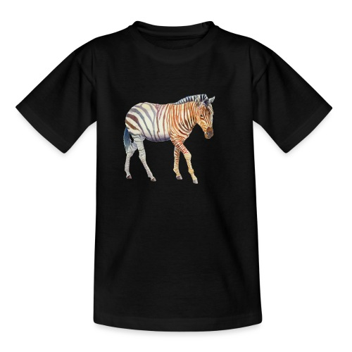 Zebra grants - Teenager-T-shirt
