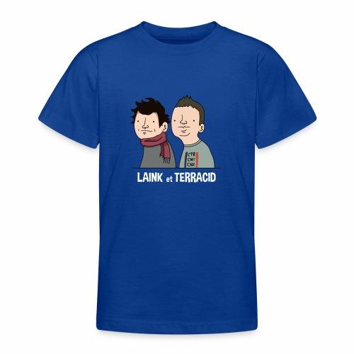 Laink et Terracid - T-shirt Ado