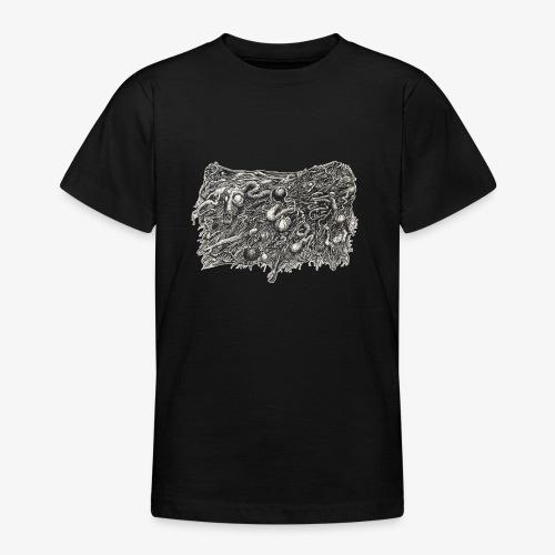 Grotesque No1 by Brian Benson - Teenage T-Shirt