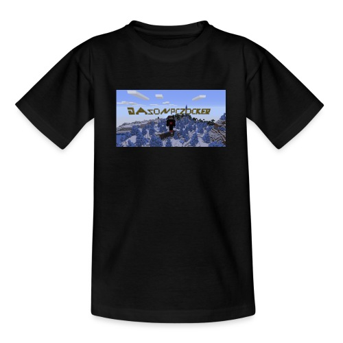 Minecarft merch - Teenager T-Shirt