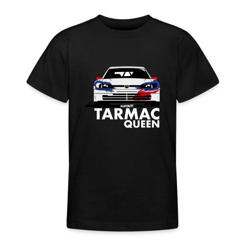306 Maxi Rallye Tarmac Queen - T-shirt Ado