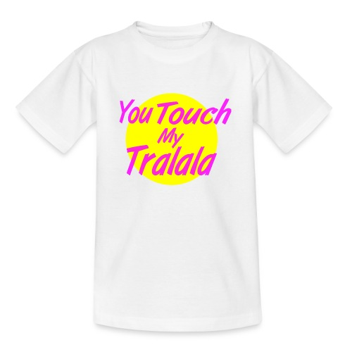 Tralala - T-shirt Ado