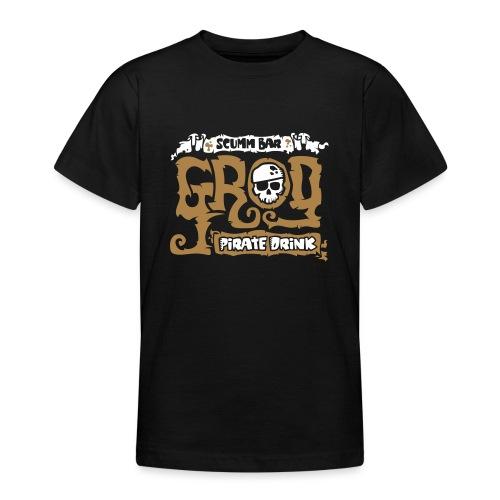 Scumm Bar Grog - Camiseta adolescente