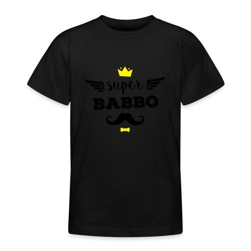 Super Babbo - Maglietta per ragazzi