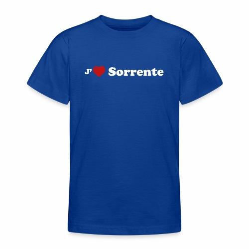 J'aime Sorrente - T-shirt Ado