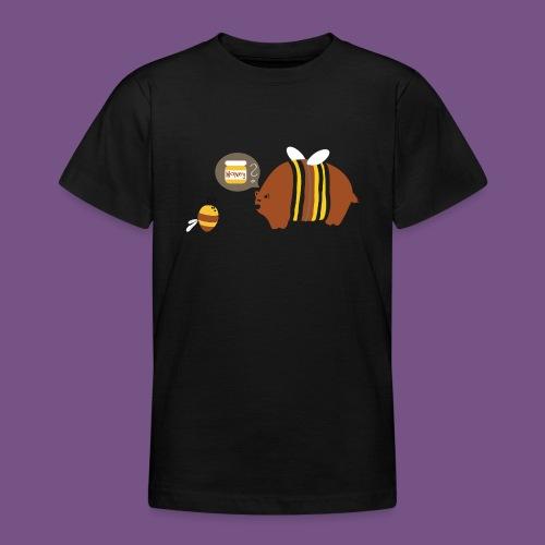 Honigbär - Teenager T-Shirt