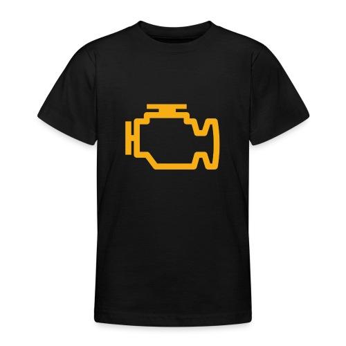 Service Engine Soon - Teenage T-Shirt